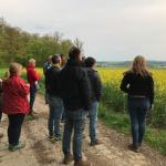 Projet participation citoyenne chemin de découverte Koerich