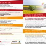 Projet Klimbera - Dépliant info