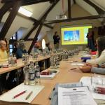 "Projet CultTrips - Formation ""Train the trainer"" au Luxembourg"