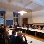 Dernière réunion du comité délibérant en 2019 au château de Hollenfels