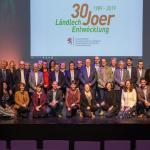 30 ans de développement rural - séance académique au Cube 521 à Marnach