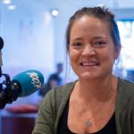 "Projet RIKO II - La gestionnaire Sarah Mathieu, invitée au ""Moiesmagasinn"" à la radio 100,7"